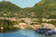 Hafen Victoria, Mahe-Insel, Seychellen