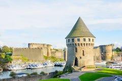 Hafen von Brest Lizenzfreie Stockfotos