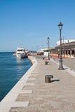 Hafen von Cesenatico Lizenzfreie Stockfotos