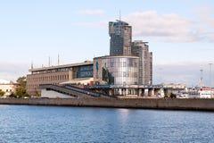 Hafen von Gdynia Lizenzfreies Stockbild