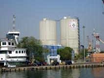 Hafen von Jakarta Indonesien Lizenzfreie Stockfotos