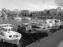 Hafen von Koules Stockbilder