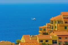 Hafen von Monaco Stockfotos