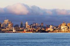 Hafen von Montreal Lizenzfreie Stockbilder