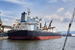 Hafen von Santos lizenzfreies stockfoto