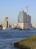 HafenCity Elbhilharmonie Royalty Free Stock Image