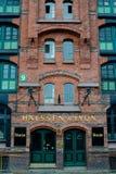 Hafencity Hamburg Stock Image