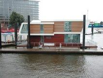 Hafencity in Hamburg Stock Foto