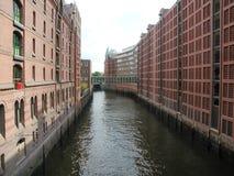 hafencity Hamburg Zdjęcie Stock