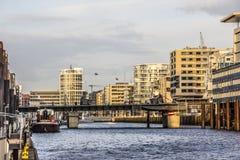 Hafencity, Hamburg Stock Photos