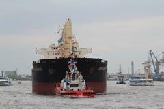 Hafengeburtstag Hambourg Photographie stock