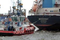 Hafengeburtstag Hambourg Photo stock