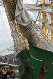 Hafengeburtstag Hamburg, Alexander von Humboldt Stock Photography