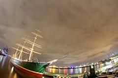 Hafenleuchten lizenzfreie stockfotografie