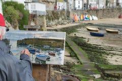 Hafenmaler Stockbilder