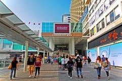 Hafenstadt, Hong Kong stockfoto