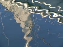 Hafenwellen stockbilder