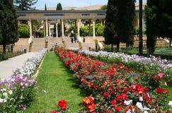hafez μαυσωλείο shiraz στοκ φωτογραφίες