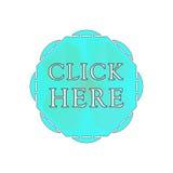 Haga clic aquí abotona Fotos de archivo libres de regalías