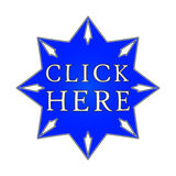 Haga clic aquí el botón Imagen de archivo libre de regalías