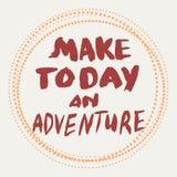 Haga hoy una aventura libre illustration