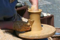Haga la cerámica Fotos de archivo