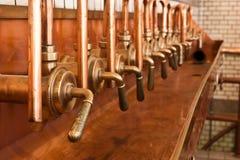 Haga la cerveza en Holanda Imagen de archivo libre de regalías