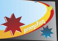 Haga publicidad de 5 - disposición ilustración del vector