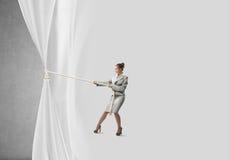 Haga publicidad del concepto Imagenes de archivo