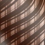 Haga raya el color marrón Imágenes de archivo libres de regalías