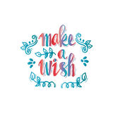 Haga un deseo libre illustration