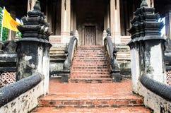 Hagedorn Pha Kaeo in Vientiane, Laos Lizenzfreie Stockbilder
