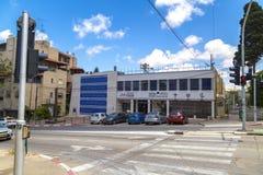 HaGefen-Jüdisch-Araber-Kultur-Mitte in Haifa stockfoto