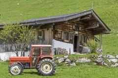 Hagenalm in Tyrol Royalty Free Stock Photos
