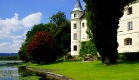 Hagenau Palace stock image