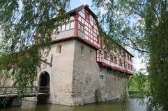 Hagenwil城堡 免版税库存图片