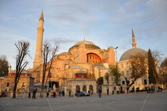 Haggia Sofia Stock Photography