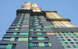 Hagh-Aufstiegswohngebäude Stockfoto