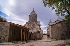 Hagharcin kyrka Royaltyfri Foto