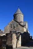 Haghartsin修道院在迪利然,亚美尼亚 库存图片
