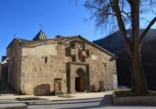 Haghartsin修道院在迪利然,亚美尼亚 免版税图库摄影