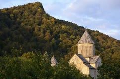 Haghartsin kloster royaltyfri fotografi