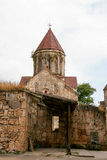 Haghartsin kloster i Tavush marz royaltyfria bilder