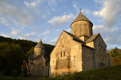 Haghartsin monastery Stock Images
