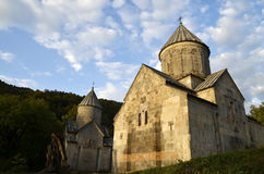 Haghartsin monastery. An ancient monastery in Armenia Royalty Free Stock Photos