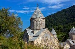 Haghartsin Monastery Stock Image