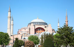 Haghia (Aya) Sophia Royalty Free Stock Images