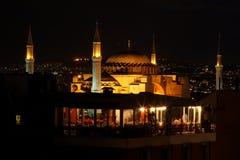 haghia Istanbul sophia zdjęcie stock