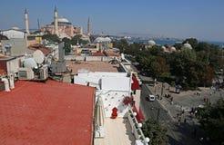 Haghia Sofia Area Stock Photo