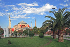 Haghia Sophia Royalty Free Stock Images